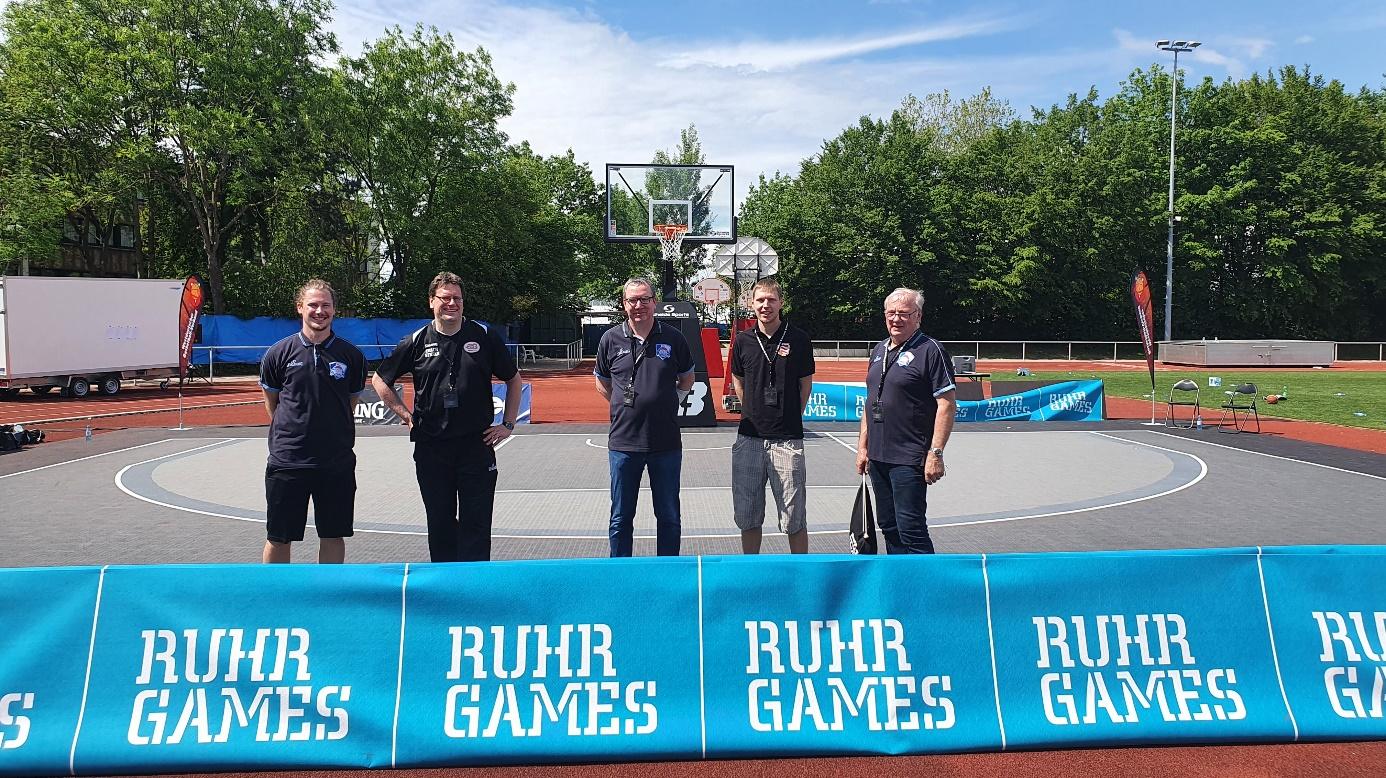 Zusammenarbeit der Bochumer Basketballvereine
