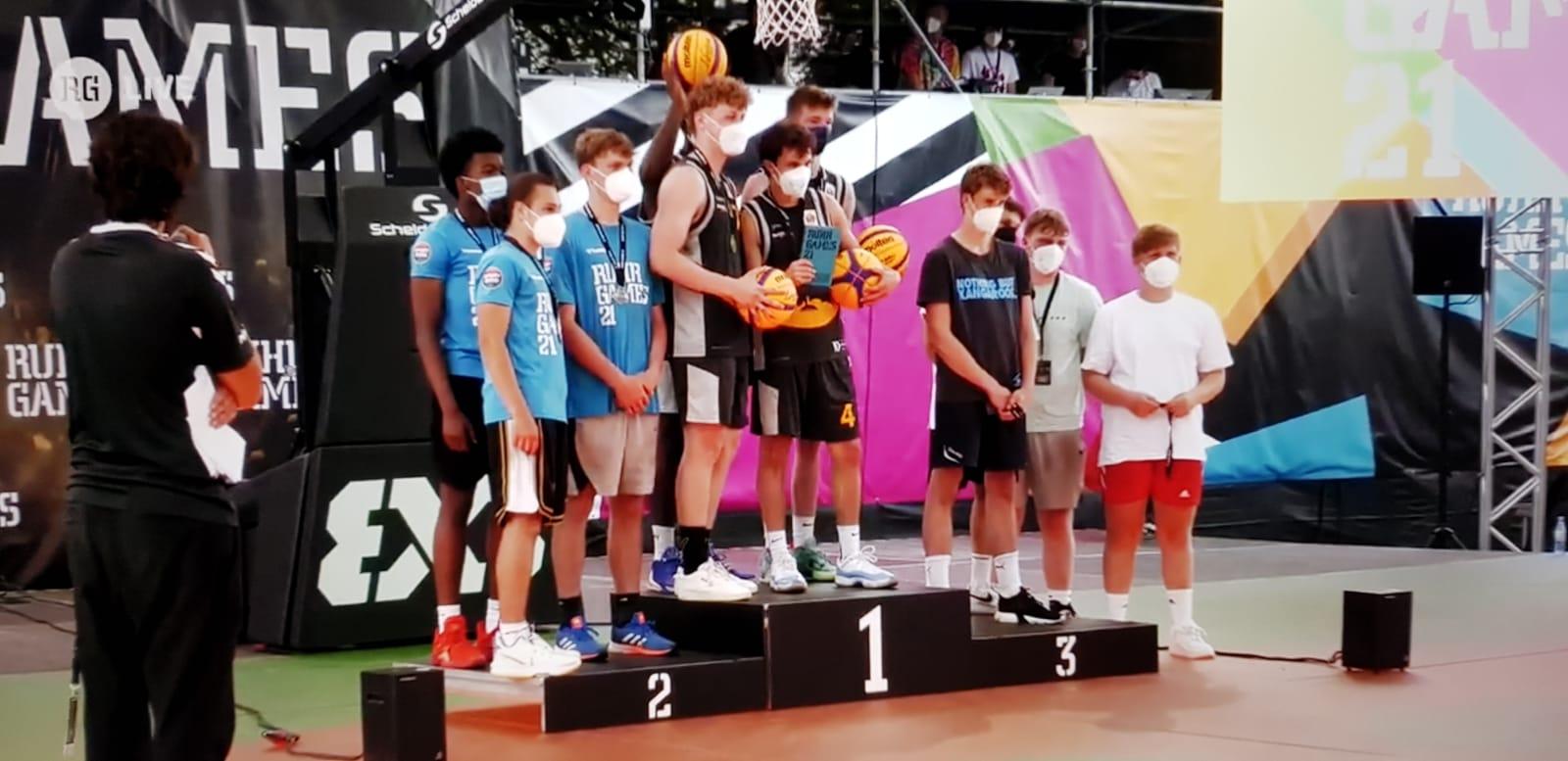 Metropol Baskets - 3x3 bei den RuhrGames Part 2