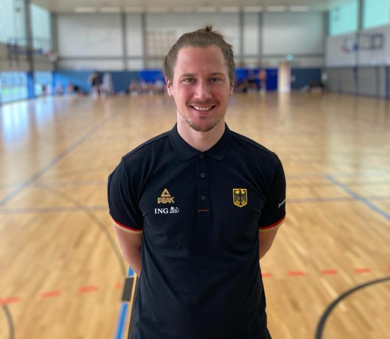 Felix für Deutschland - Felix Engel zum Co-Trainer der U16m-Nationalmannschaft berufen