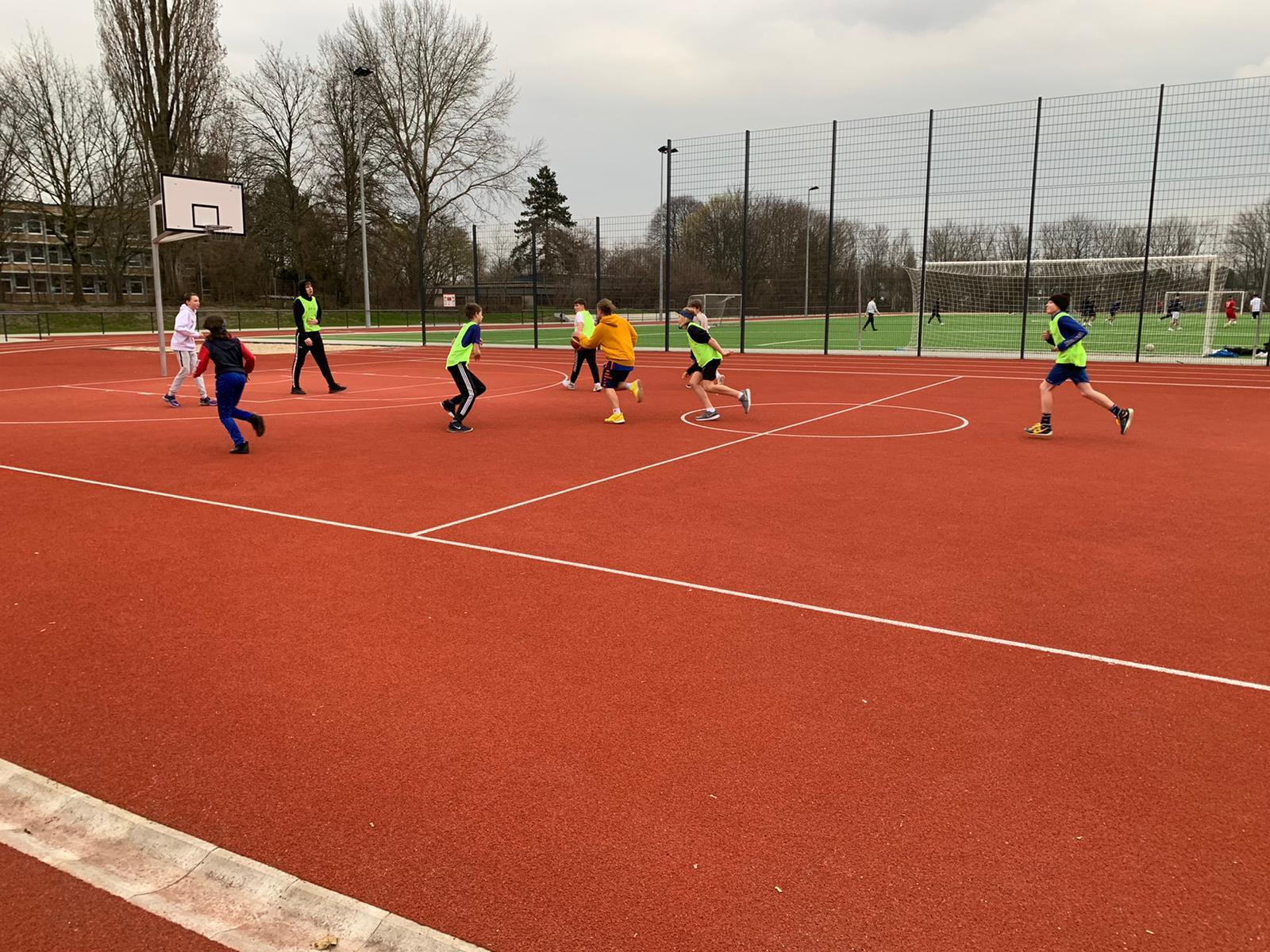#trotzdembasketball - die U14.1m bei der WBV-Challenge